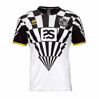 2020-2021 Port Vale Errea Home Football Shirt