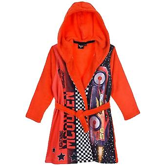 Disney cars boys dressing gown mcqueen car2004rob