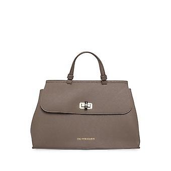 Trussardi -BRANDS - Bags - Handbags - 76BTS14_TAUPE - Ladies - sienna