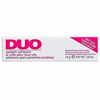 DUO Strip False Lashes Adhesive - 14g Dark Tone - High Quality Lash Glue