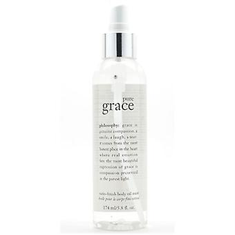 Filosofie Pure genade Satin Finish Lichaamsolie Mist 5.8 oz / 174ml