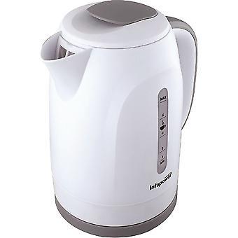 Cordless Kettle 2200w 1.8L 360 Degree - White (Model No. X505)