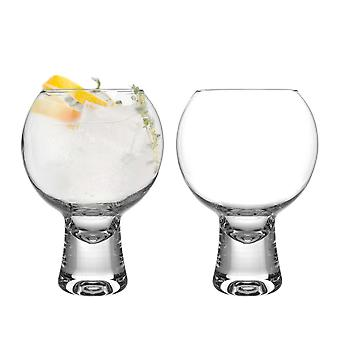 iKONIC Set of 2 Gin Glasses, 41cl