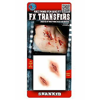 Tinsley Transfers 3D Fx Transfers  Small (Shanked)
