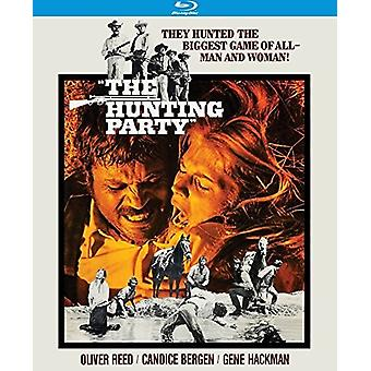 Jagt Party (1971) [Blu-ray] USA import