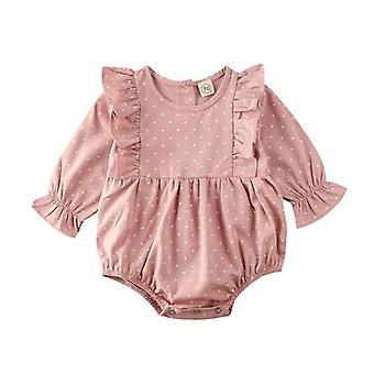 Baby Spring, Autumn Clothing - Long Sleeve, Bodysuit, Jumpsuit