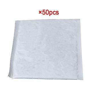 50xResistant Postal Bags Poly Self Seal Padded Envelopes Mailers 15x18cm