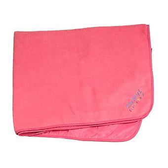 Silly Billyz Waterproof Floor Mat Cerise Pink
