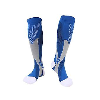 High Knee Compression Socks For Anti Fatigue