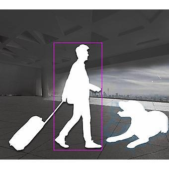 N_eye câmera impermeável 4k hd com visão noturna colorida 360°
