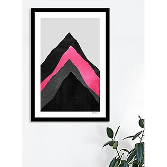 Four Mountains Frame