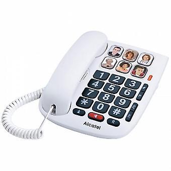 Fastnet til Seniorer Alcatel TMAX 10 LED Hvid