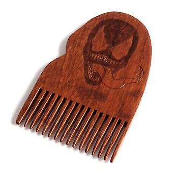 Myrkky puinen partakampa