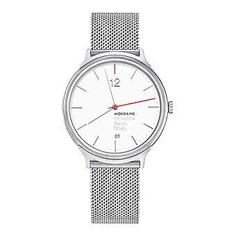 Mondaine Helvetica MH1. L2212. SM Men's Watch