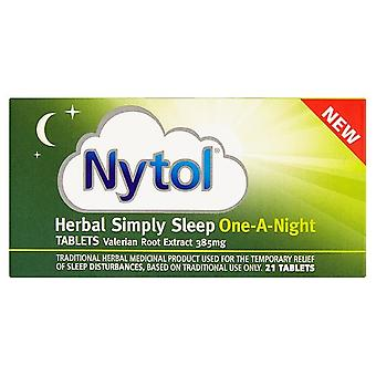 Nytol Herbal Tablets Pack de 30
