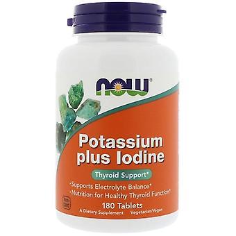 Potassium Plus Lodine Tablets