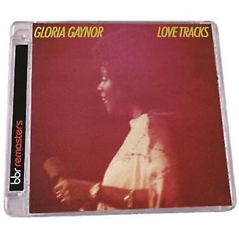 Gloria Gaynor - rakkaus kappaleita: Laajennettu Edition [CD] USA tuonti