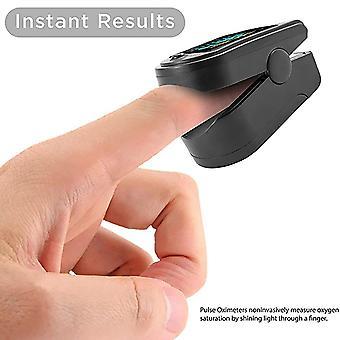 Pulse Fingertip Oximeter Blut Sauerstoff Spo2 Monitor