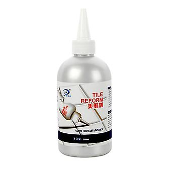 340g Tile Gap Refill Agent, Repair Glue & Scraper Suit - Wall Reform Coating