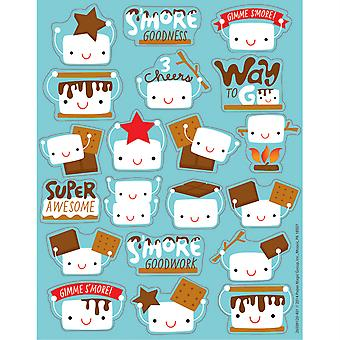 Marshmallow Scented Stickers, Pack Of 80