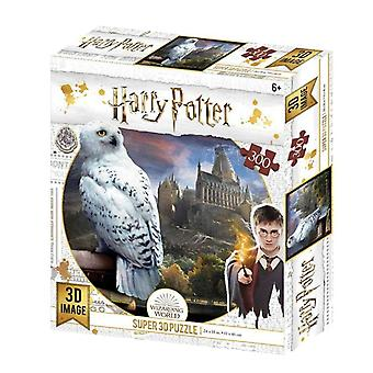 Harry Potter 3D Hedwig Jigsaw Puzzle