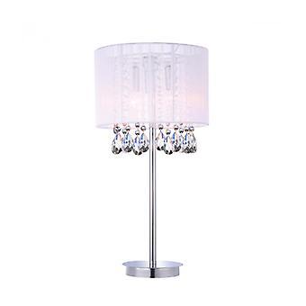 Lámpara De Escritorio De Cristal Witte Essentie