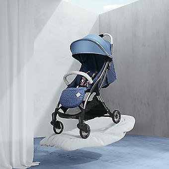 Babycare, Automatic Folding Baby Stroller, Sit, Lying, Shock Absorbers,