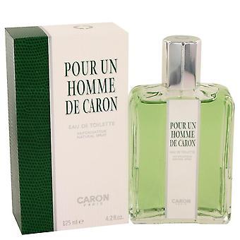 Caron Pour Homme Eau De Toilette Spray por Caron 4.2 oz Eau De Toilette Spray