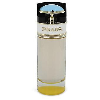 Prada Candy Sugar Pop Eau De Parfum Spray (Tester) By Prada 2.7 oz Eau De Parfum Spray