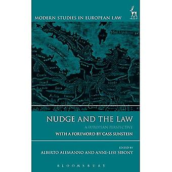 Nudge and the Law: A European Perspective (Modern Studies in European Law)