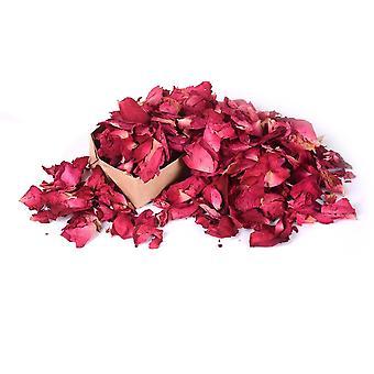50/100g Přírodní sušené okvětní lístky růží Koupel Suchý okvětní lístky Spa Bělící sprcha