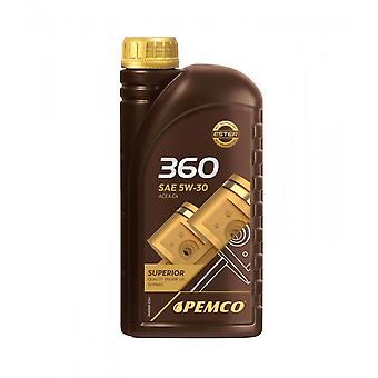 Pemco iDrive Synthetic Engine Oil 5W-30 1L Acea C4 Renault RN 0720