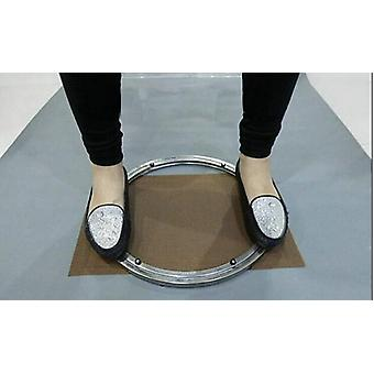 450mm/18inch Dining Table Lazy Susan Turnable Swivel Plate Kitchen Furniture