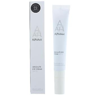 Alpha-H Absolute Eye Cream SPF 15 20ml
