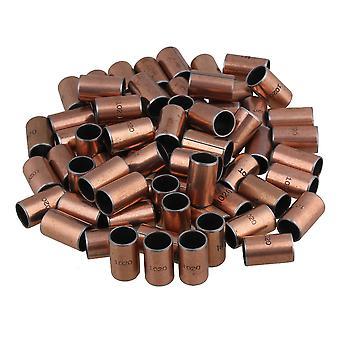 200 x Copper SF-1 Bushing Bearing 10mm x 12mm x 20mm Bush Motor Sleeve