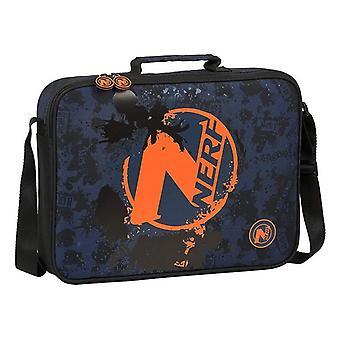 Aktetas Nerf Navy Blue (6 L)
