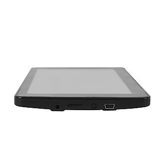GPS-navigatiesysteem PNI L810 7 inch scherm, 800 MHz, 256 MB DDR, 8 GB intern geheugen, FM-zender
