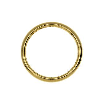 Nunn Design Öppen ram, Hoop 24.5mm, 1 Stycke, Antikt Guld