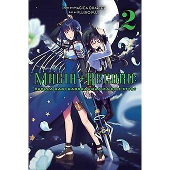 Magia Record Puella Magi Madoka Magica Side Story Vol 2