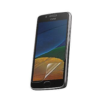 Celicious Auswirkungen Anti-Schock bruchsicher Screen Protector Film kompatibel mit Motorola Moto G5 Plus