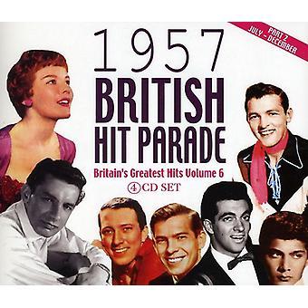 1957 British Hit Parade:July-Dec - Vol. 2-1957 British Hit Parade:July-Dec [CD] USA import