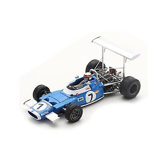 Matra MS80 (No.7 Winner Race of Champions 1969) Resin Model