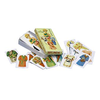Dolls House Children's Dress Up Doll Game Miniature Nursery Games Room Accessory