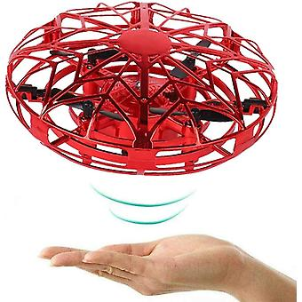 Drone For Kids Toys Hand Operated Mini Drone Ufo Flying Ball Toy Gifts For Boys And Girls Motion Sensor Helicopter Outdoor And Indoor