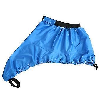 For Universal Adjustable Sport Waterproof Nylon Kayak Spray Skirt Deck Sprayskirt Cover WS46138