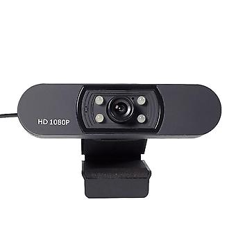1080p Hd Web Camera With Built-in Microphone