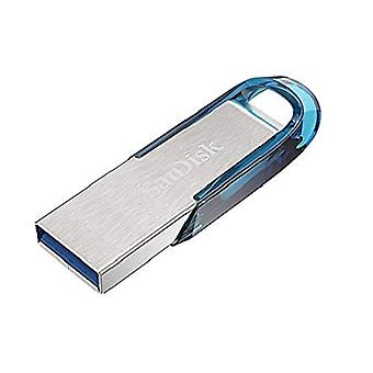 SanDisk Ultra Flair 32 GB USB 3.0 Flash Drive, Upto 150MB/s leitura - Azul