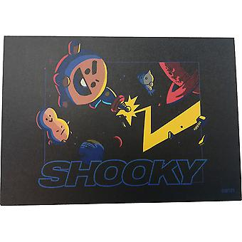 BT21 - Shooky Postcard