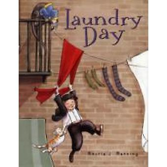 Laundry Day by Manning & Maurie J.