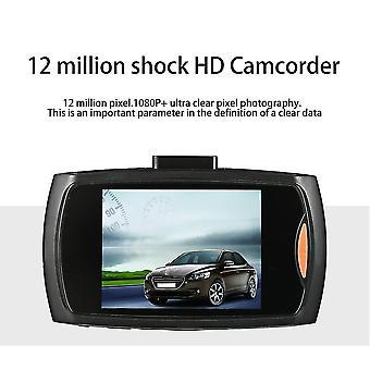 Portable Hd 16:9 Lcd Night Vision Digital Video Camera G-sensor Car Camcorder
